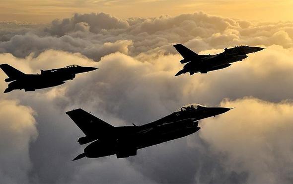 TSK'dan Kuzey Irak'a hava harekatı: Hepsi öldürüldü