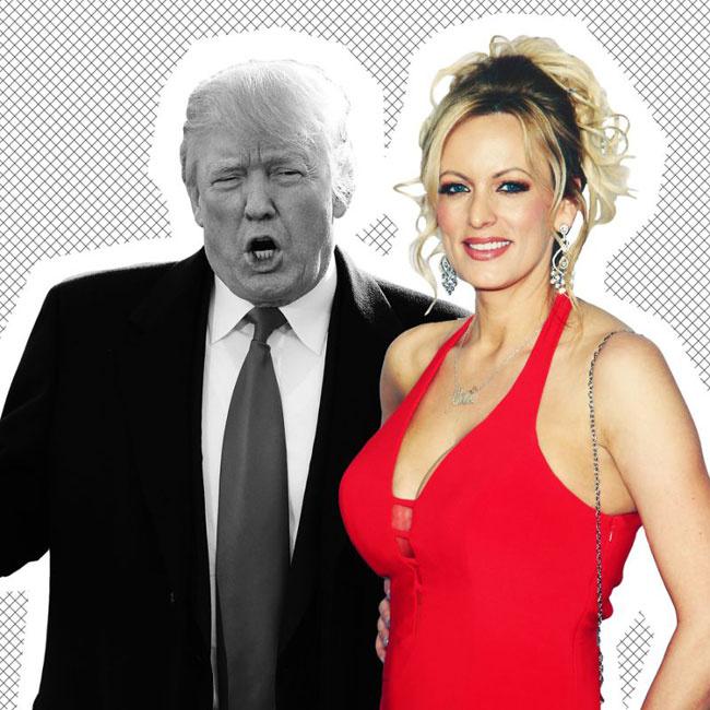 Porno yıldızı Trump'ın kitabını yazdı! Ben bununla seks yaptım ıyyy!