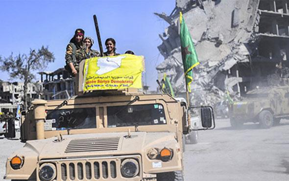ABD PKK'ya silah yardımını sürdürüyor! Bu sefer 250 TIR...