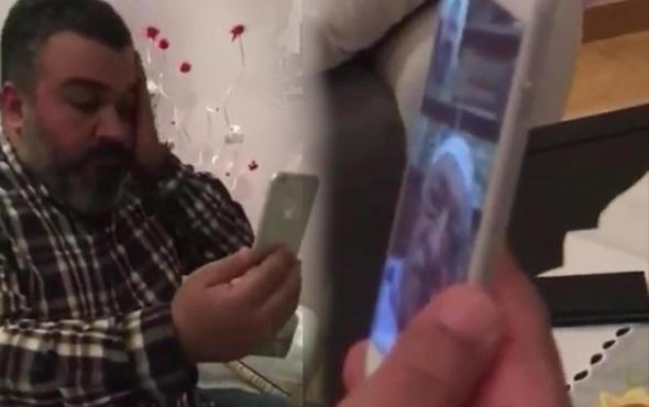 Firari türkücü Gülen'e şarkısını dinletmiş!