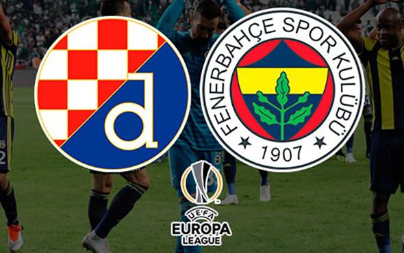 Dinamo Zagreb-Fenerbahçe maçı saat kaçta hangi kanalda?