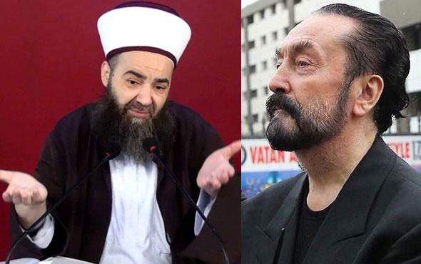Adnan Oktar'dan Cübbeli Ahmet'e ağır taş! O görünümle...