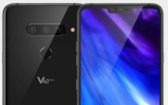 5 kamerası olan LG v40 telefonunun özellikleri sızdırıldı!