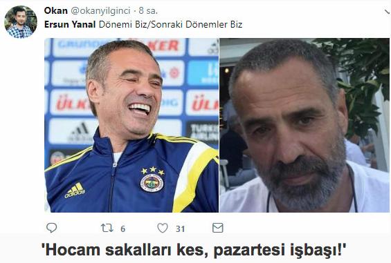 Rezalet skor çıldırttı! İşte Fenerbahçelilerin gönlündeki hoca