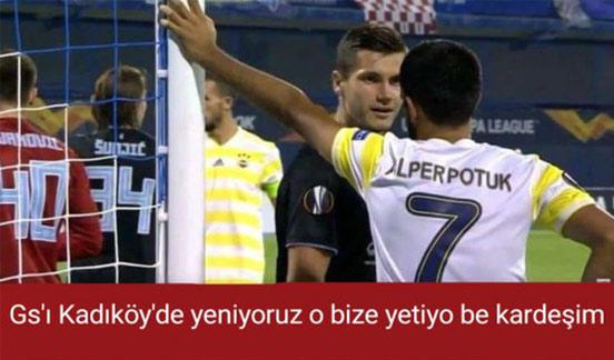 Fenerbahçe fark yedi caps'ler patladı!