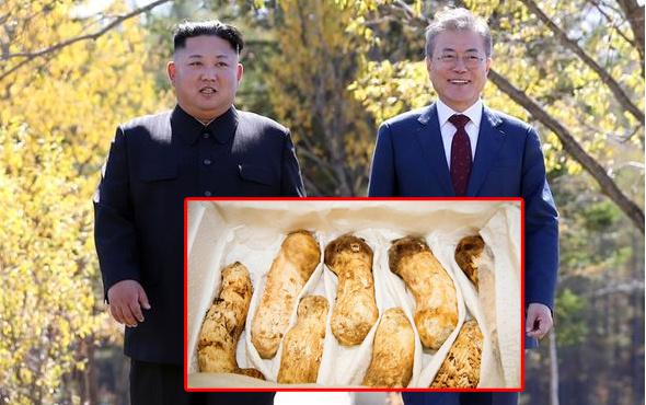 Tam 2 ton gönderdi herkes Kim'in hediyesini konuşuyor!