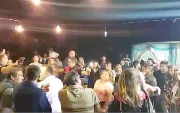 Düğünde çıkan kavga sonrasında polisten ilginç tedbir