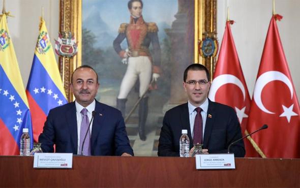 Çavuşoğlu'ndan yerel para birimi açıklaması