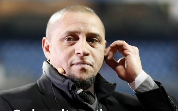 Fenerbahçe'de Roberto Carlos bombası!
