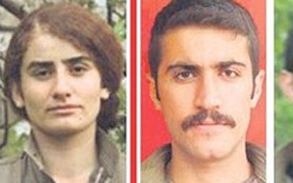 Kato Dağı'nda etkisiz hale getirilen PKK'lı 5 teröristin kimlikleri belirlendi