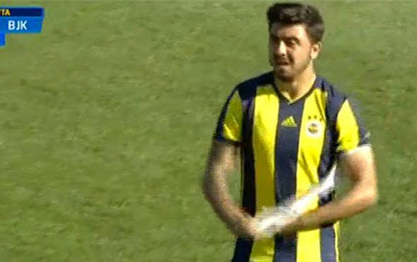 Fenerbahçe-Beşiktaş derbisinde Ozan Tufan sürprizi