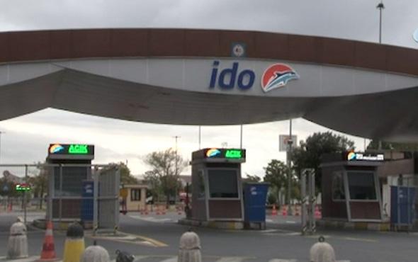 İDO ve BUDO seferleri iptal edildi