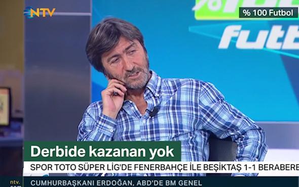 Rıdvan Dilmen: Fenerbahçe'nin değişikliğe gitmesi şart