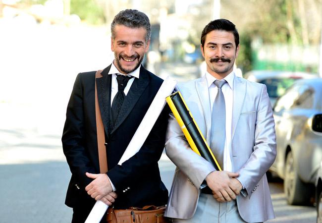 Ahmet Kural ve Murat Cemcir'in yeni dizileri yolda! Yine çok güldürecek - Sayfa 1