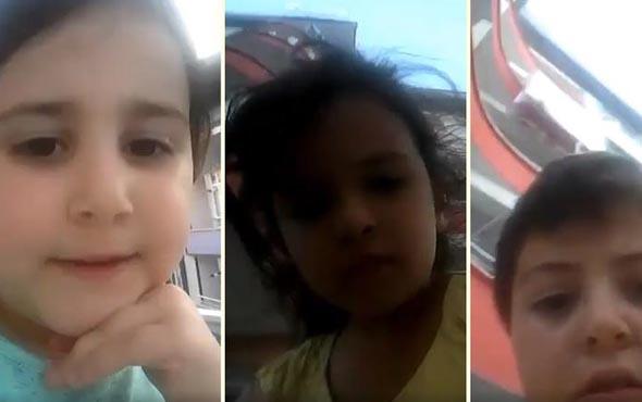 Bir cep telefonunun ön kamerasının çocuklarla imtihanı