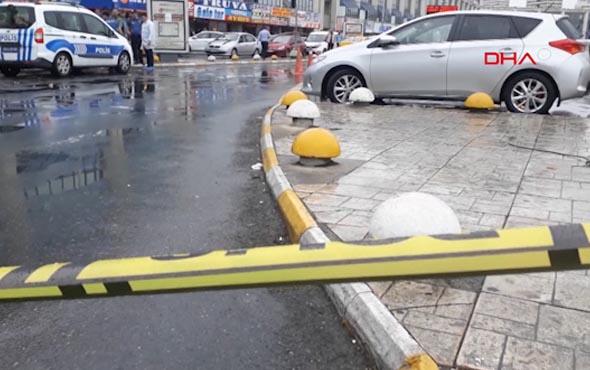 İstanbul otogarında silah sesleri! Yaralılar var