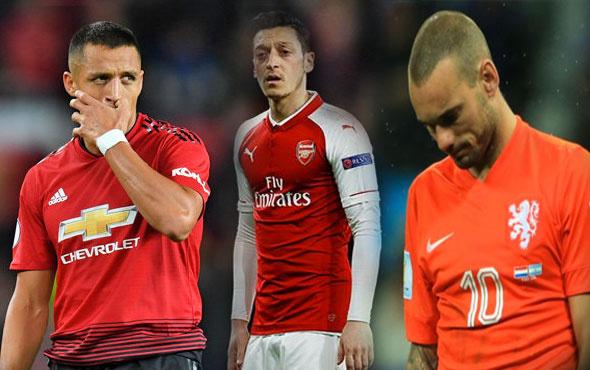 İşte yılın en kötü futbolcuları! Şaşırtan isimler var