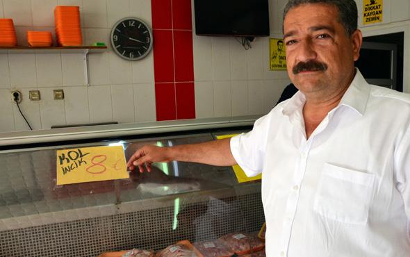 Tavuk eti fiyatı esnafı isyan ettirdi