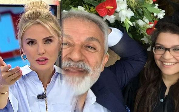 Talat Bulut kızını yanına aldı Ece Erken'e giydirdi paylaşımı olay oldu