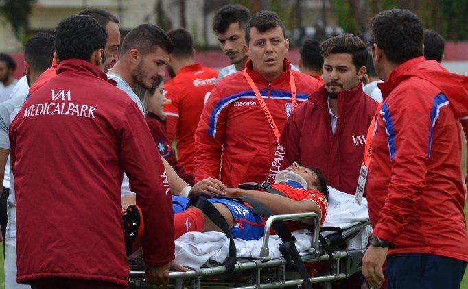 Pendikspor'dan klas hareket! Rakip futbolcu sakatlanınca...