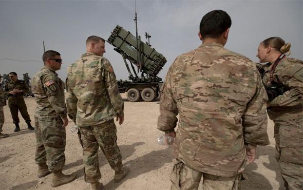 ABD 3 Ortadoğu ülkesinden Patriot füzelerini çekme kararı aldı
