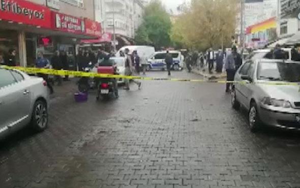 İstanbul'da sokak ortasında silahlı saldırı! 3 yaralı var