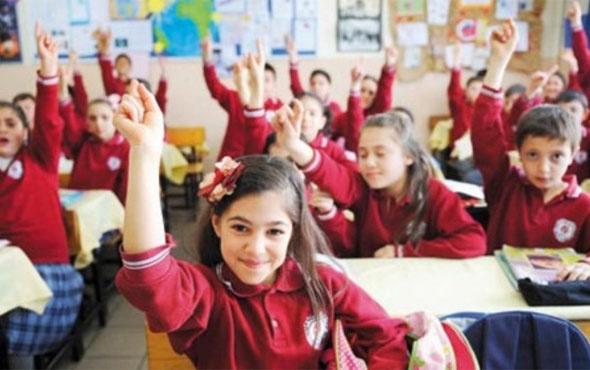 İlkokullarda yeni düzenleme! Tamamen ücretsiz olacak...