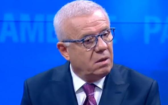 Ertuğrul Özkök: Bakan Ersoy'un önünde tartıştık!