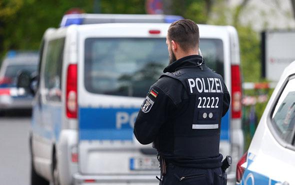 Alman polisine 'Türkiye için casusluk yapıyor' soruşturması
