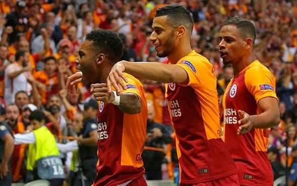 Galatasaray'ın konuğu Büyükşehir Belediye Erzurumspor