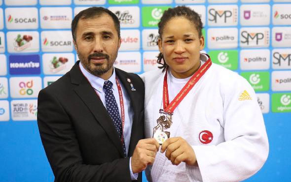 Türkiye, Judo Dünya Şampiyonası'ndan madalyalar ile döndü!