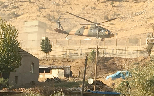 Beytüşşebap'ta PKK'nın üst düzey bölge sorumlusu ele geçirildi