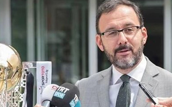 Bakan Kasapoğlu'dan EURO 2024 açıklaması