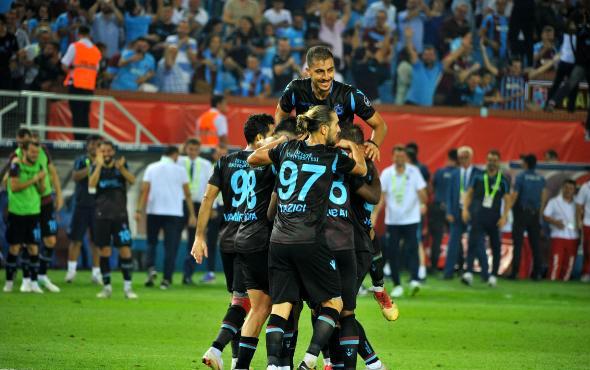 Trabzonspor, galibiyet peşinde