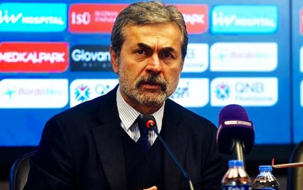 Aykut Kocaman'dan, Fenerbahçe iddialarına yanıt!