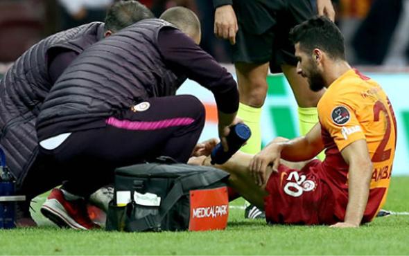 Emre Akbaba'dan Galatasaray'a kötü haber!