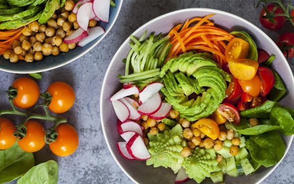 Vegan diyetin zararlarına dikkat