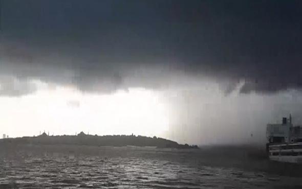Balıkesir hava durumu son haritalı rapor fırtına vurdu mu?