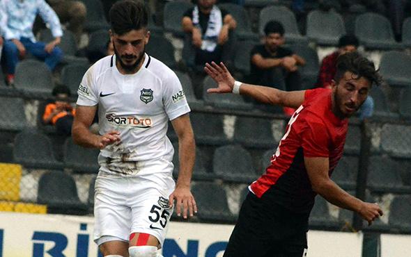 Nazilli Belediyespor-Nevşehir Belediyespor: 2-0