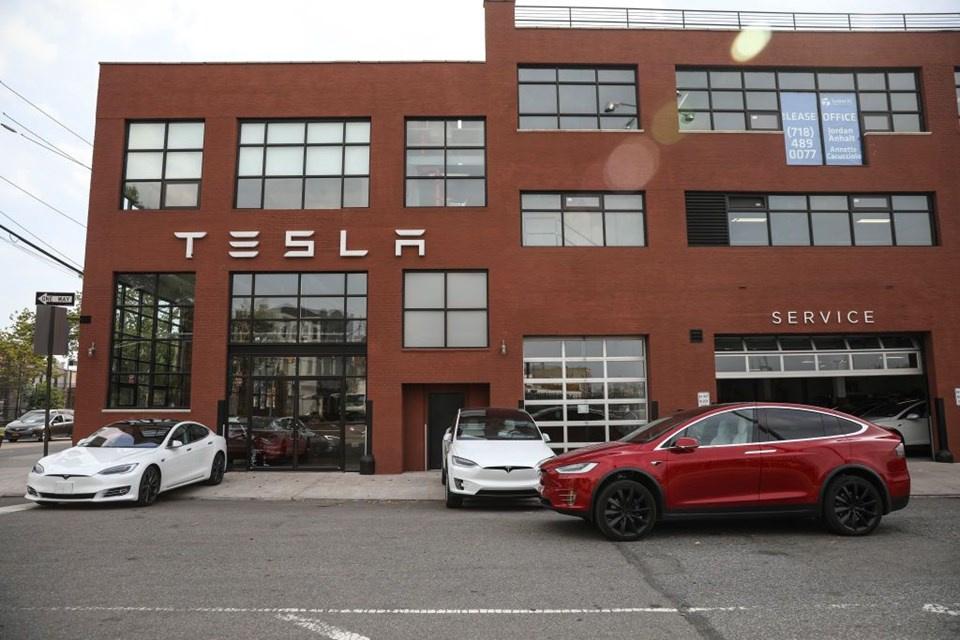 Alman üreticilerden ABD'li Tesla'ya karşı hamle! - Sayfa 1