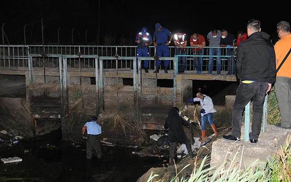 Bir haftadır kayıptı: Sulama kanalında ölü bulundu!