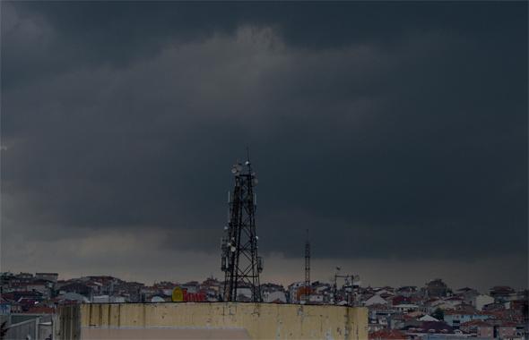 Ankara'ya meteoroloji saat verdi! İstanbul'da hava karardı 9 ilde alarm