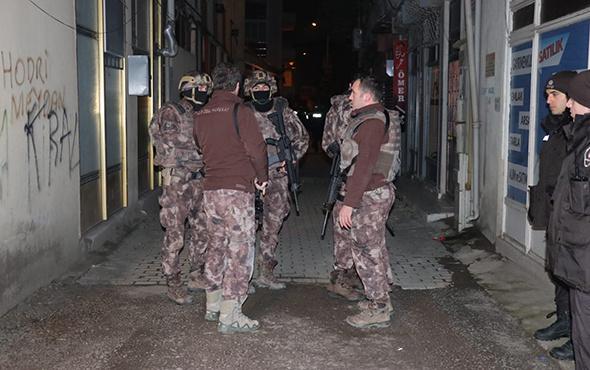 Yılbaşı gecesi kahvehaneye silahlı saldırı!