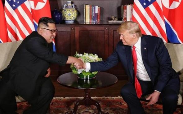 Kuzey Kore liderinden Trump ile yeniden görüşme mesajı