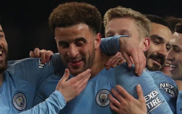 Manchester City'den tarihi skor!