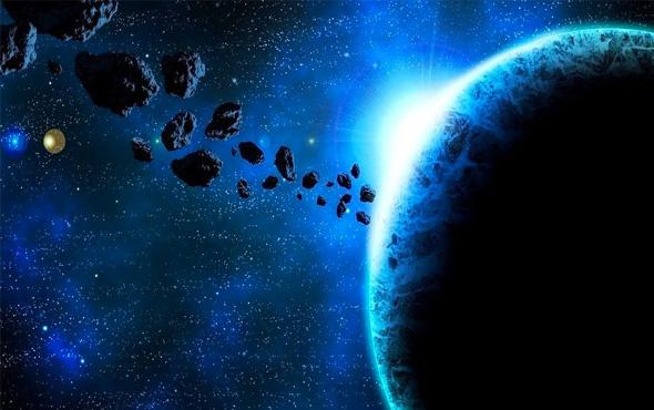 Uzayın derinliklerinde radyo sinyali tespit edildi