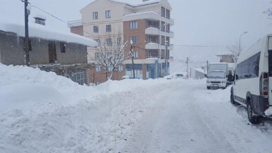 İşte kar nedeniyle okulların tatil olduğu iller