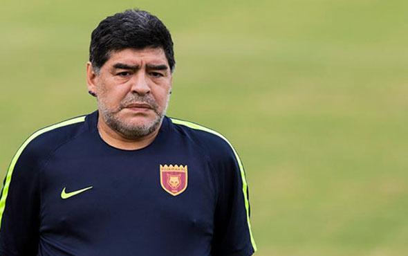 Ameliyat olan Maradona'nın sağlık durumunu avukatı açıkladı