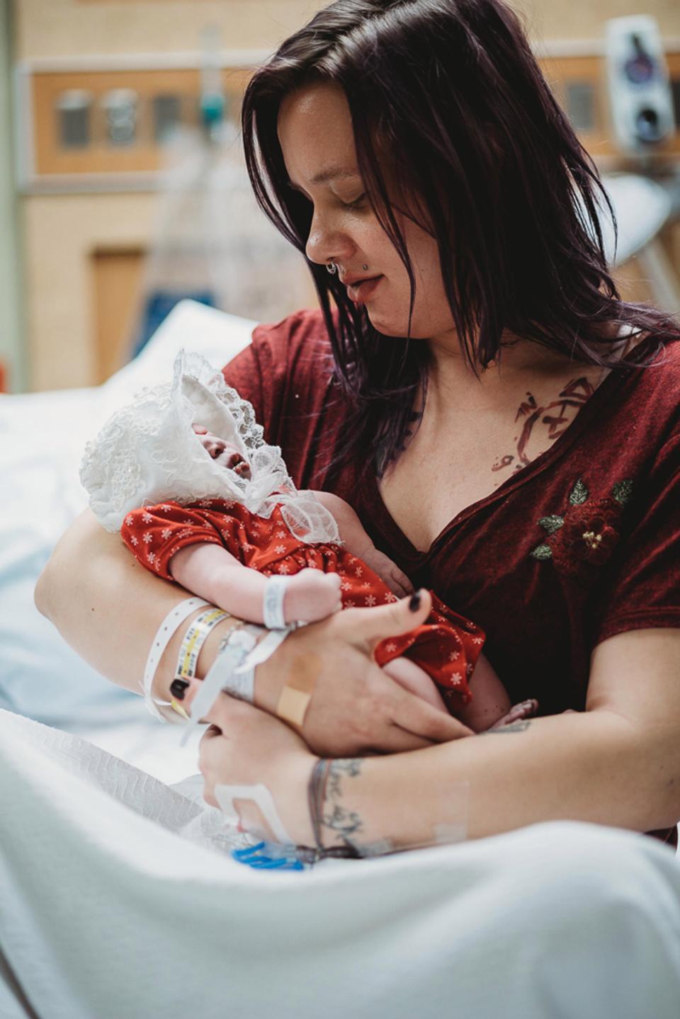 Bebeğini organları için doğurdu bu anne alkışlanır - Sayfa 1