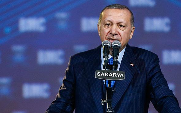 Cumhurbaşkanı Erdoğan: Savunma sanayimizde dışa bağımlılığımız...